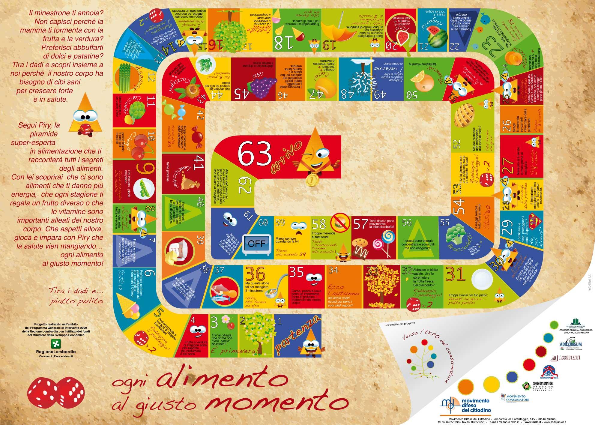 Super Un gioco da tavolo per queste feste - www.familing.it TG98