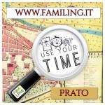 caccia al tesoro Prato