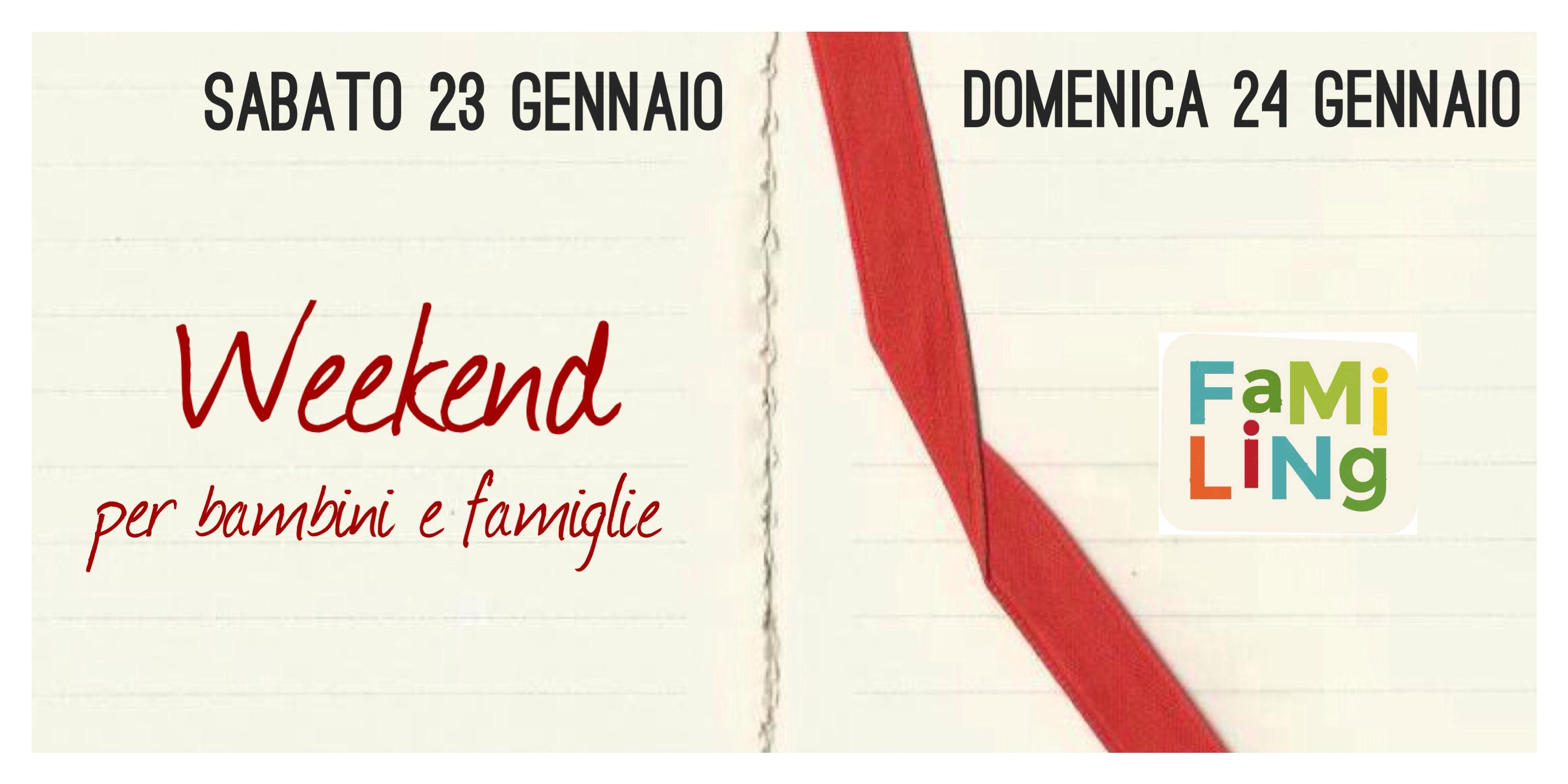 Weekend Gennaio