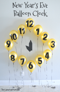 New-Years-Eve-Balloon-Clock