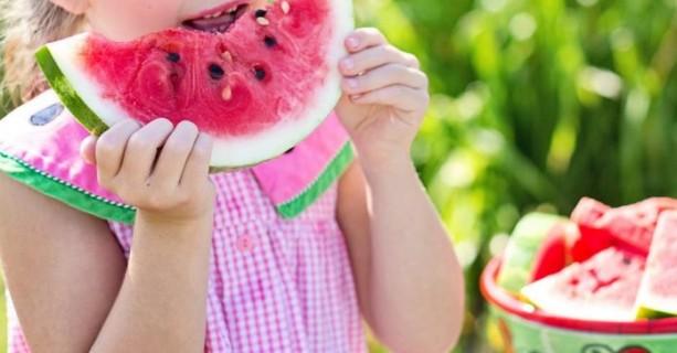 Bambini & Estate: i giusti consigli per una sana alimentazione