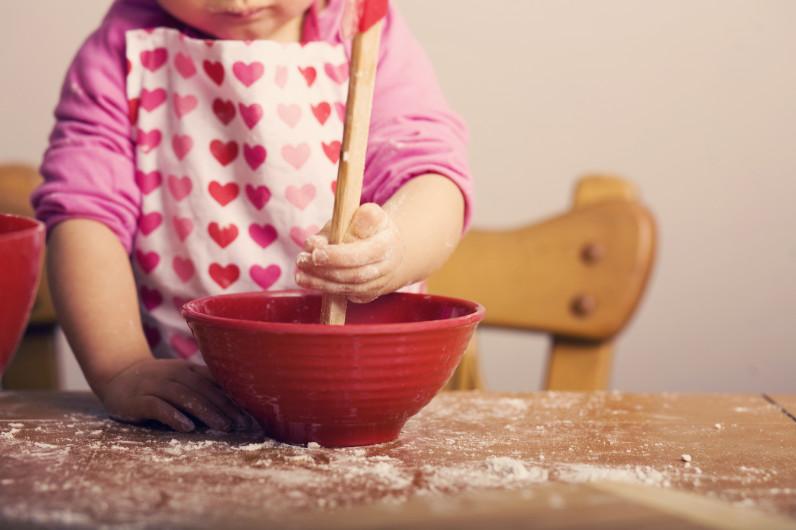 cucinare bambini