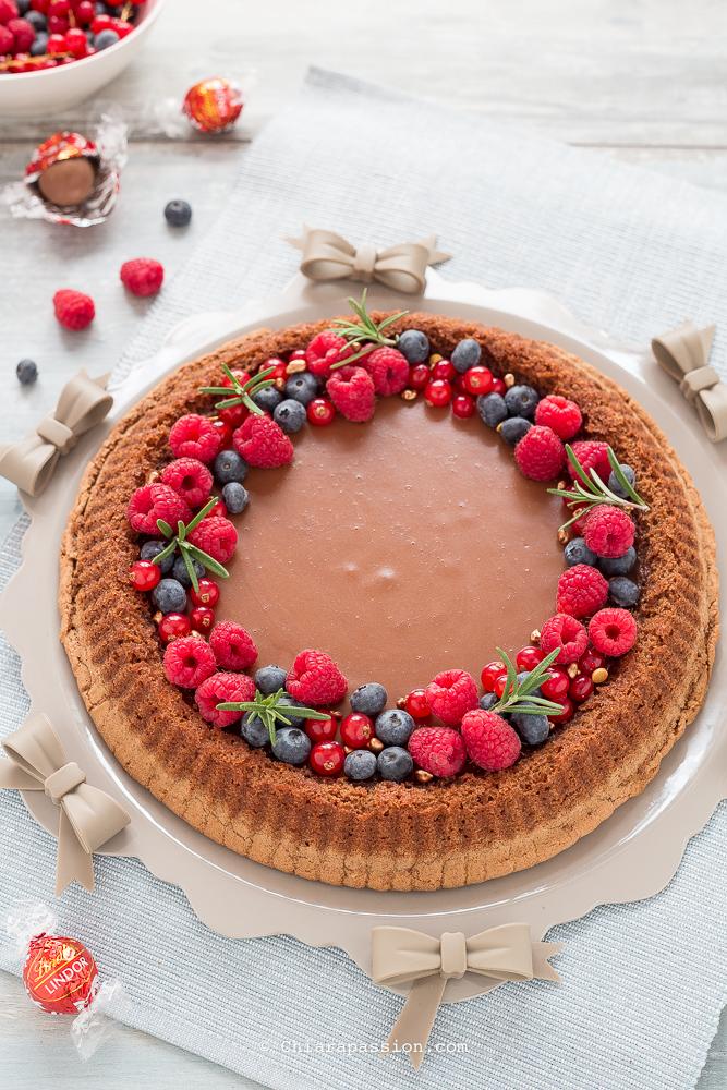 torta-lindt-al-cioccolato-al-latte-lindor-fondente-ricetta-facile