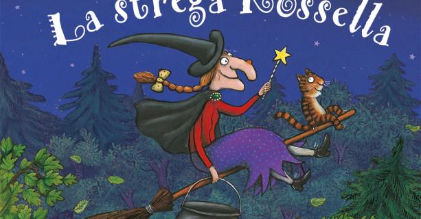 Libri per bambini: La strega Rossella