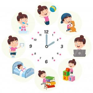 illustrazione-vettoriale-di-attivita-di-routine-quotidiana-per-bambini_29937-2531