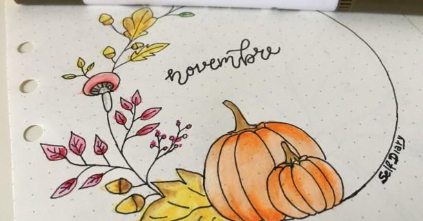 Self Diary di Novembre. Coltiviamo la Consapevolezza