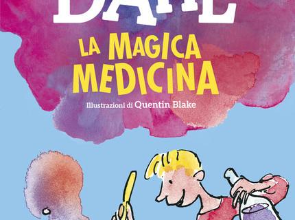 Libri per bambini: La magica medicina di Roal Dahl